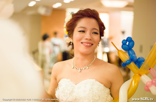 NOBU.tv : Wedding Party
