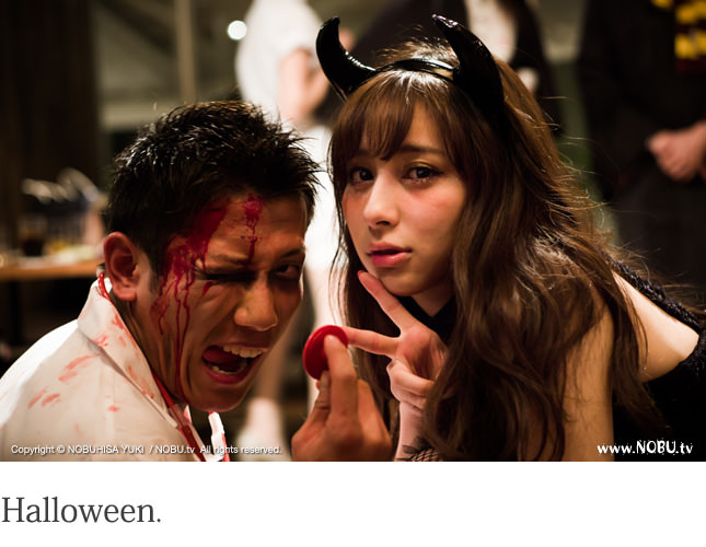 NOBU.tv : Halloween