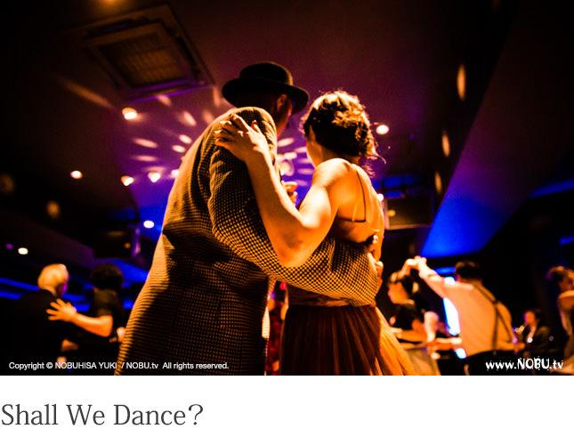 NOBU.tv : Shall We Dance